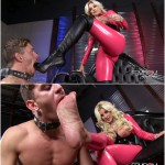Release 31.03.2016 – Femdomempire – Brittany Andrews – Worship Brittany's Smelly Feet – Blonde, Busty, Foot Worship, depfile