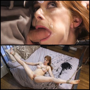 20.03.2016 – Anal Obsession: Penny Pax HD, bondage, bdsm, extreme