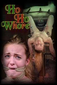 17.03.2016 – Ho, Ho, Whore Part 3 – Jessica Kay HD, extreme, bondage, pain