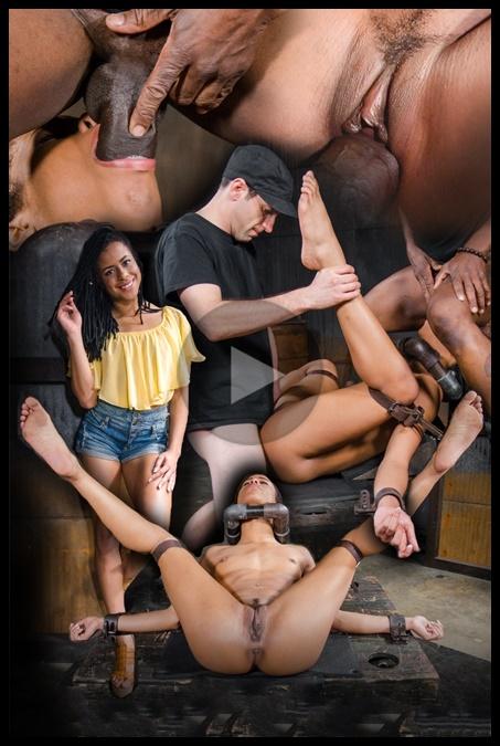 multiracial orgie