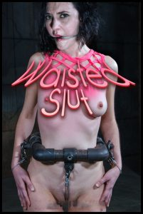 11.03.2016 – Waisted Slut – Rita Rollins HD, Extreme, Fetish