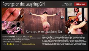 19.03.2016 – Revenge on the Laughing Girl HD, spanking, extreme