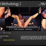 26.03.2016 – Punishment Methodology 2 – PUSSY SPANKING AND BASTINADO HD, bondage, pain, hardcore