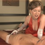 20.03.2016 – Mistress T – Step Mum Jerks You Out Of Will – forced orgasms, milking