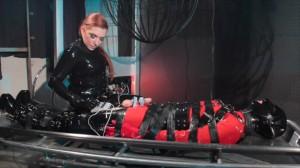 17.03.2016 – CybillTroy – Mistress Elena De Luca – Experiments in Cock Torture – torture, pain, extreme