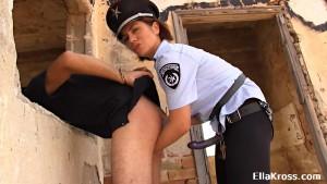 EllaKroos – Ella Kroos – Punishment is Served! – anal play, dildo, pegging, strapon fucking