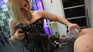 21.03.2016 – Fraulein Schmitt – Be True to Your Domina! 1-2 – big dildo, anal play, dildo, pegging, strapon fucking