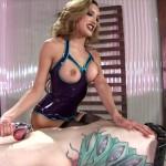 24.03.2016 – Femdomempire – Chloe Amour – Cruel Chastity Teasing – humilation, cock pain, hardcore
