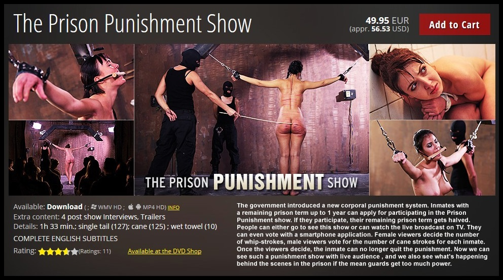the prison punishment show hd bdsm blowjob