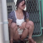17.03.2016 – Sexjapantv – Piddle Here Puddle There 6 – jav piss, outdoor, Peeing