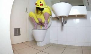 22.03.2016 – Pikachu Pee – extreme, fetish, golden shower
