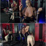 Release 31.03.2016 – TheEnglishMansion – Mistress Pandora – Queening Session Part 1 – collar and lead, pussy licking, depfile