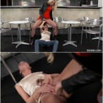 Release 30.03.2016 – Tainster – Secret pissing session in a club – fetish, golden shower, lesbo piss, depfile