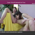 12.03.2016 – Traum-Titten18 bekommt die Pisse – golden nectar, lesbo piss, pissing girls