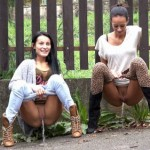 17.03.2016 – G2P – Two For One – extreme, fetish, got2pee, outdoor
