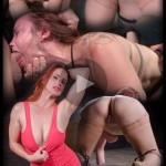 Release 29.03.2016 – Bella Rossi BaRS show continues with rough doggy style fucking and drooling BBC deepthroat – Breast Bondage, Busty, Cock Sucking