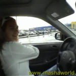 28.03.2016 – Masha – Masha and Marina Shopping – Hardcore, Blowjob, Home sex