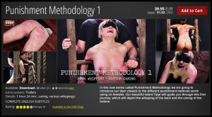 (10.03.2016) PUNISHMENT METHODOLOGY 1 HD, Fucking, Pain, fetish, slave