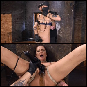 19.03.2016 – Hot MILF is Brutalized in Bondage HD, extreme, bdsm, hardcore