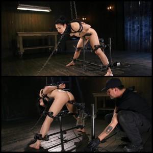 20.03.2016 – Down the Rabbit Hole – The Pope vs Aria Alexander HD, sex mashine, hardcore