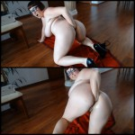 22.03.2016 – Roxana anal fisting Full HD-1080p, extreme, solo