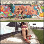 22.03.2016 – Shy Submissive Needs Deep Dicking from Strangers HD, domination, outdoor, lesbian