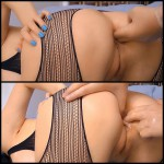 22.03.2016 – POV Fingering My Butthole HD, ass fist, extreme