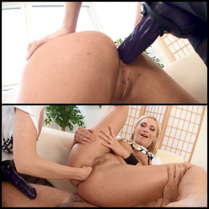 24.03.2016 – Lets DAP. Lindsey Olsen is back and banged by 2 monsters Cocks at the same time HD, anal fist, hardcore