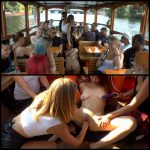 11.03.2016 – Gorgeous Ginger Gets Fisted & Fucked in the Ass on a Crowded Boat HD, Fist Party