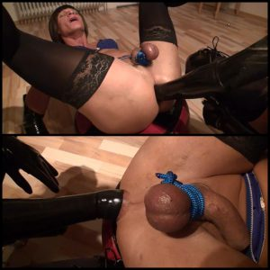 12.03.2016 – Anal Fisting Strapon greed Full HD-1080p
