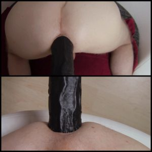 12.03.2016 – Young slave anal use – Part 2 Full HD-1080p, Dildo