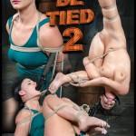 22.03.2016 – Fit To Be Tied 2 – London River HD, BDSM, Gangbang, Anal, DP