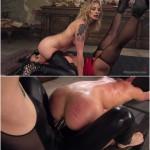 29.03.2016 – Lezdom Dungeon: Madeline's New Slave Girl HD, dominaion, spanking