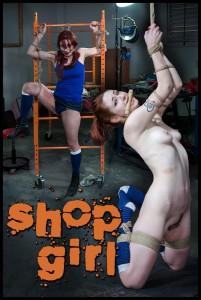 Release 31.03.2016 – Shop Girl – Violet Monroe – HD, Metal Bondage, Orgasm, Rope Bondage, depfile