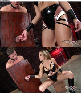Release 04.04.2016 – Femdomempire – Blaire Williams – Amazon takes control – femdom handjob, tied handjob, hand domination, depfile