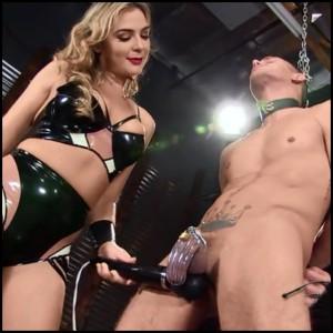 Release 12.04.2016 – Femdomempire – Blaire Williams – Cruel Chastity Tease – HD, Handjobs, Milking, depfile