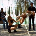 Release 23.04.2016 – Braces Face spreads her legs for the public – HD, bdsm, outdoor, depfile