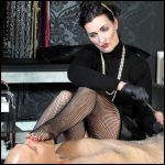 Release 25.04.2016 – FemmeFataleFilms – Featuring Lady Victoria Valente – Mummification Sounds Part 1-2 – HD, mummification, shoe worship, sounds, depfile