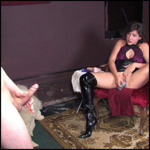 Release 20.04.2016 – Teasing-Video – Tease, Denial – What A View, Episode 1 – femdom pov, jerkoff instructions, depfile