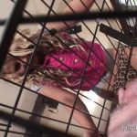 Release 22.04.2016 – Femdomshed – Princess Brook – Caged and spat on – Full HD-1080p, spitting on slave, spittingbitches, face spitting, depfile