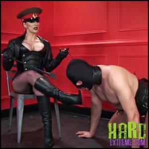 Release 27.04.2016 – Obeynikita – Mistress Nikita – Abusing My Boot Bitch – Full HD-1080p, FOOT FETISH, FOOT GAGGING, FOOTJOBS, DEPFILE
