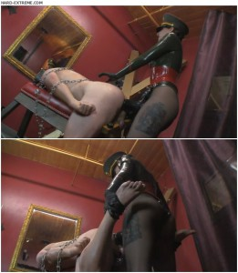 Release 05.04.2016 – CybillTroy – 17 Inches of Cock – cbt, stockings, lipstick, chastity, depfile