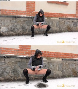 Release 06.04.2016 – G2P – Frosty – FullHD-1080p, Teen, Amateur, Pissing, Outdoor, depfile