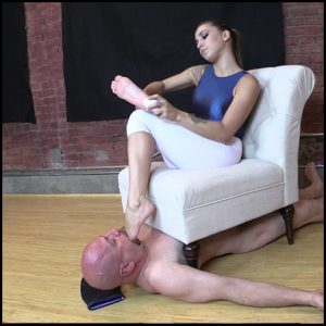 Release 25.04.2016 – Brat Princess 2 – Sasha Foxx – Slave Fed Foot Dust – Full HD-1080p, Foot Worship, extreme, depfile