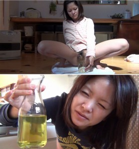 Release 08.04.2016 – Sexjapantv – A Carafe-ty Gal – drink urine, fetish, Peeing, depfile
