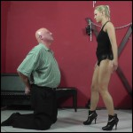 Release 13.04.2016 – CRUELAMAZONS – Lady Ann – Shoes kissing with face slaps – HD, FEMALE DOMINATION, depfile