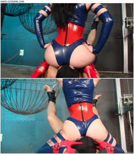 Release 05.04.2016 – CybillTroy – Clamped Ass Smother – chastity, cosplay, cybil, psylocke, depfile
