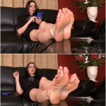 Release 04.04.2016 – Goddess Alexandra Snow – Blackmailed for your Foot Fetish – pov, femdom pov, jerkoff instructions, foot tetish, depfile