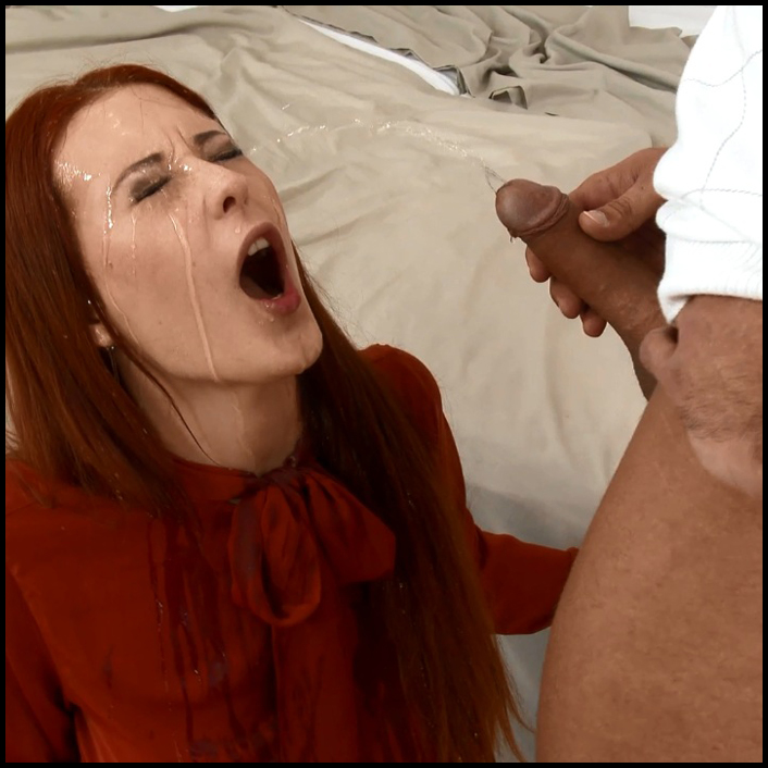 Keep pissing on the cock you hot ginger_thumb