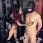 Release 11.04.2016 – TheEnglishMansion – Miss Annalieza – Machine Cum Games Part 1-2 – handjob domination, ruined orgasm, goddess handjobs, depfile